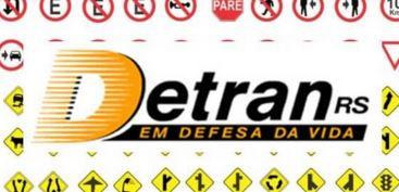 Consulta de Multas de Trânsito, Infrações e Pontuação, Consultar CNH, Veículo em Depósito, Concurso Público Detran RS