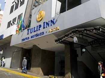 Hotel Tulip Inn Centro Histórico