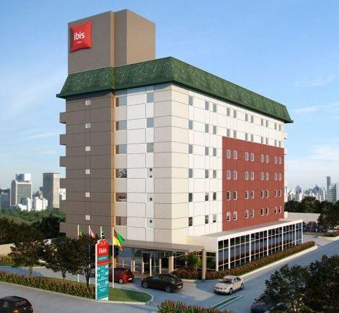Hotéis em Canoas, RS / Hotel IBIS
