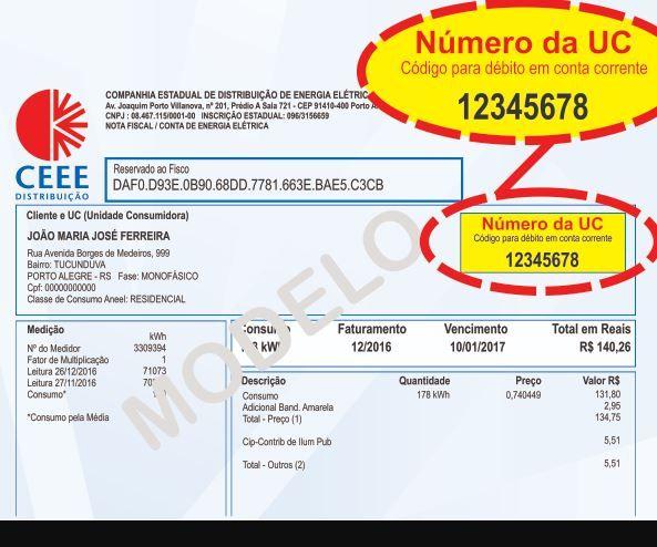 CEEE Porto Alegre / 2ª Via e Falta de Energia
